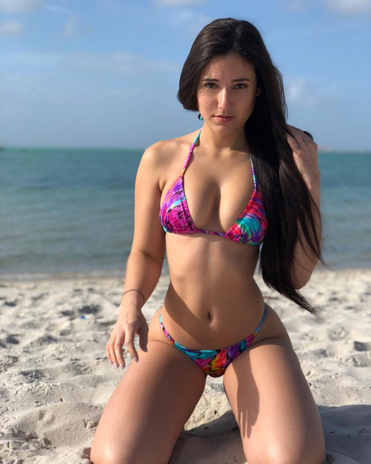 Angie Varona Fotos angie varona in bikini - social media, april 2018