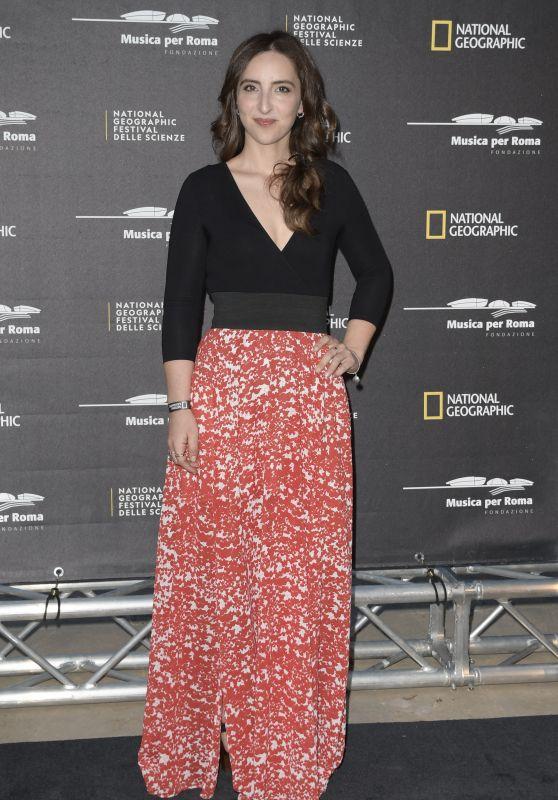 """Anna Ferraioli Ravel – """"Genius Picasso"""" TV Series Premiere in Rome"""