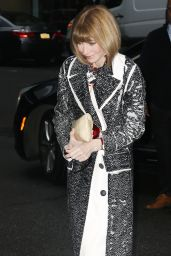 Anna Wintour - Out in New York City 04/24/2018