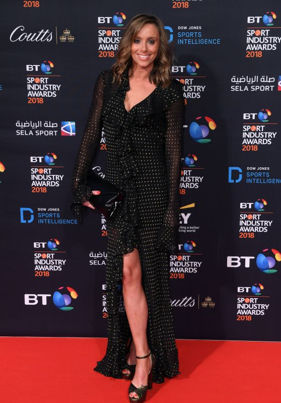 Anna Woolhouse – BT Sport Industry Awards 2018