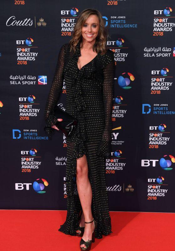 Anna Woolhouse – BT Sport Industry Awards 2018
