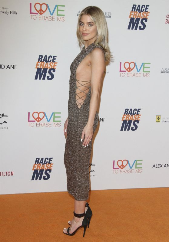 AnnaLynne McCord – 2018 Race To Erase MS Gala in Beverly Hills