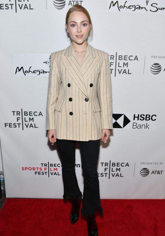 """AnnaSophia Robb - """"Bethany Hamilton Unstoppable"""" Premiere, Tribeca Film Festival in NY"""