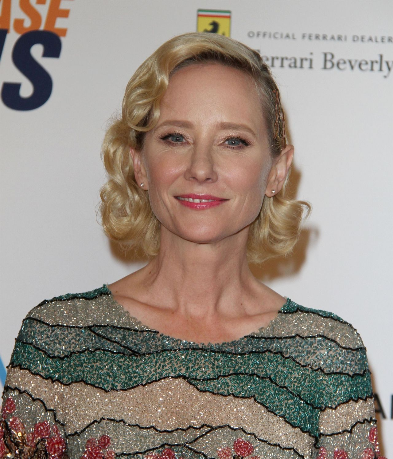 Anne Heche: 2018 Race To Erase MS Gala In Beverly Hills