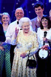 Anne-Marie – Queen Elizabeth II 92nd Birthday Celebration in London