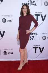 "Annie Parisse – ""Sweetbitter"" Sceening at 2018 Tribeca Film Festival"