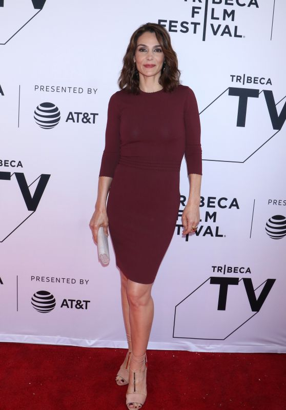 "Annie Parisse – ""Sweetbitter"" Sceening at 2018 Tribeca Film Festival"