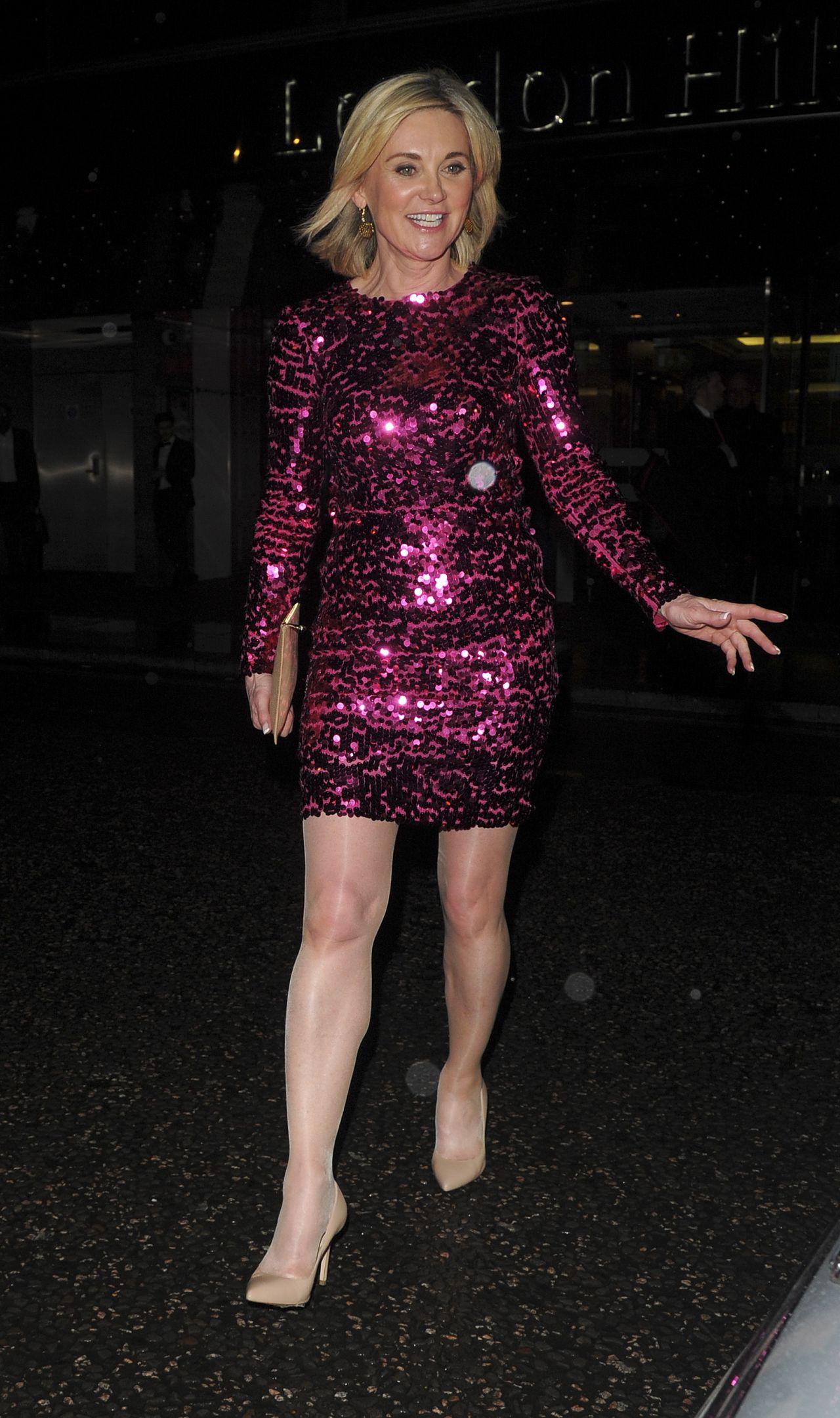 Anthea Turner 2018 Asian Awards In London