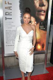"""Antonique Smith – """"Traffik"""" Premiere in LA"""
