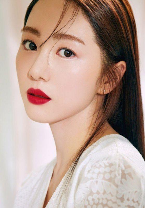 AOA Mina - CLIO Lipsticks Photoshoot 2018