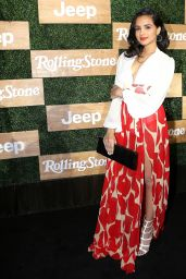 """Aparna Brielle – Rolling Stone's Event """"The New Classics"""" in New York"""