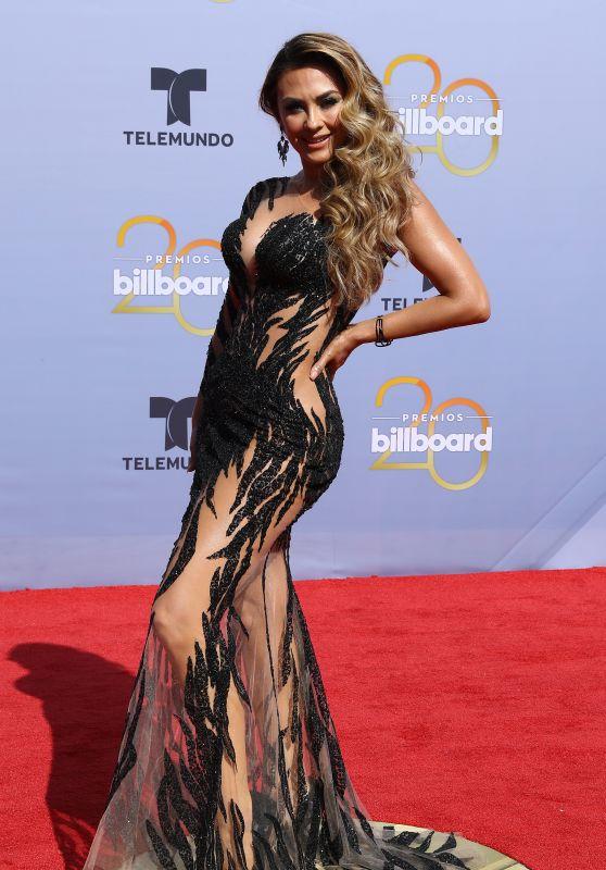 Aracely Arambula – 2018 Billboard Latin Music Awards in Las Vegas