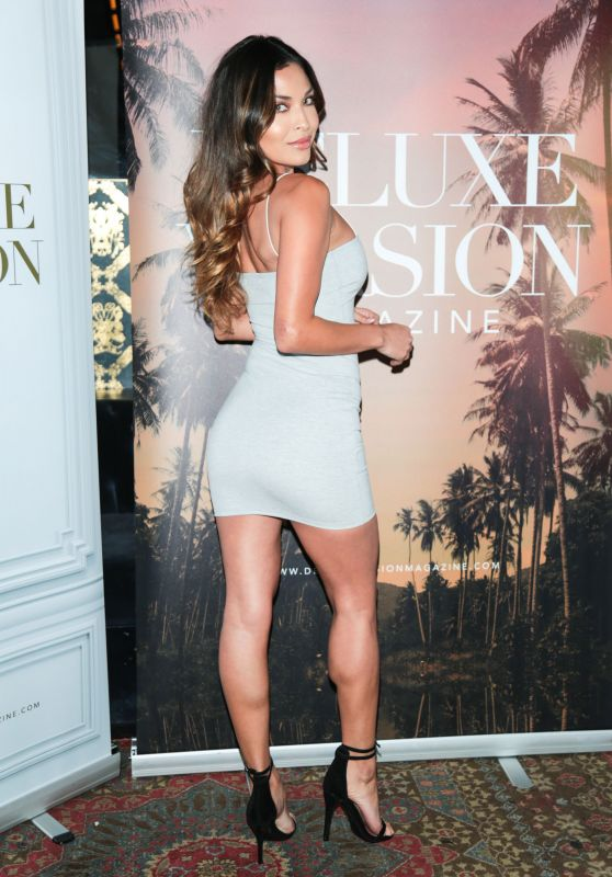 Arianny Celeste - Deluxe Version 10 Party in LA