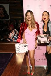 Arianny Celeste - The Deluxe Version Magazine Issue 10 Launch Party