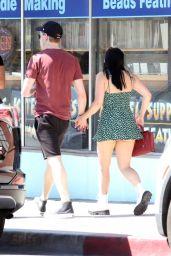 Ariel Winter - Shopping With Her Boyfriend in Studio City 04/24/2018