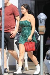 Ariel Winter - Shopping With Her Boyfriend in Studio City 04/24/2018