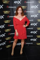 Arielle Free – Cineworld Leicester Square Relaunch Party in London