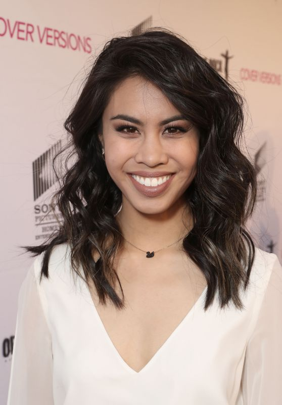 Ashley Argota - Cover Versions Premiere in LA