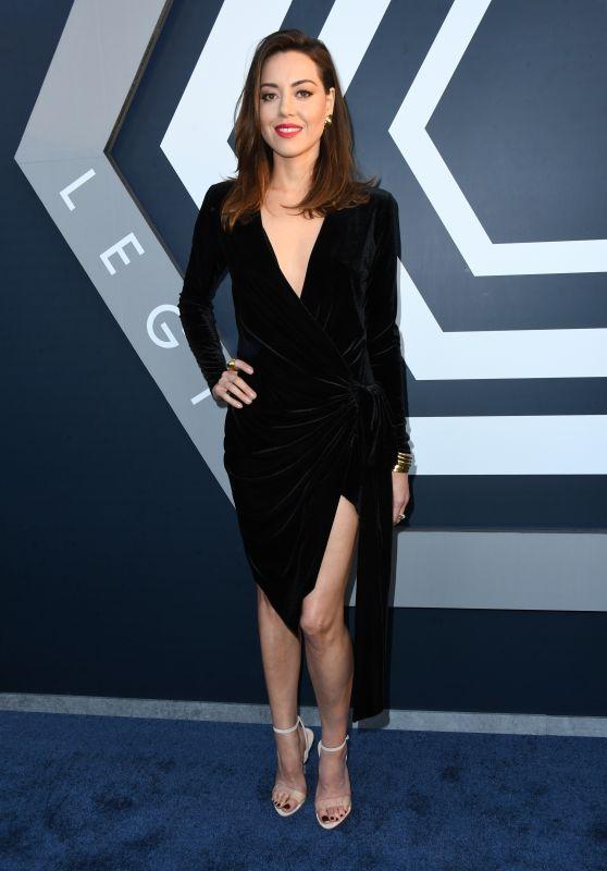"Aubrey Plaza – ""Legion"" Season 2 Premiere in LA"