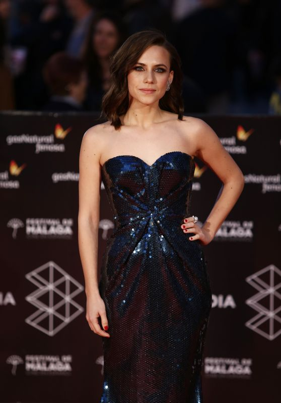 Aura Garrido – 2018 Malaga Sur Award Ceremony