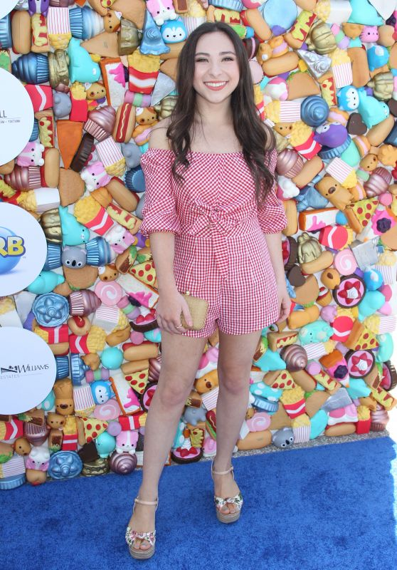 "Ava Cantrell – ""We All Play"" Fundraiser in LA 04/28/2018"