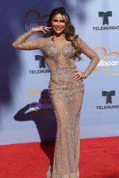 Aylin Mujica – 2018 Billboard Latin Music Awards in Las Vegas