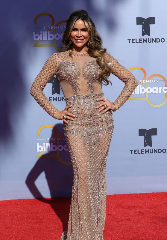 Aylin Mujica – 2018 Billboard Latin Music Awards in Las Vegas