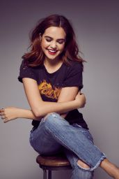 Bailee Madison - Photoshoot for Darling Magazine April 2018