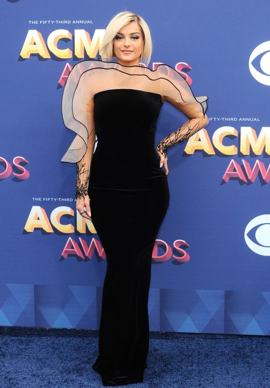 Bebe Rexha – 2018 Academy of Country Music Awards in Las Vegas