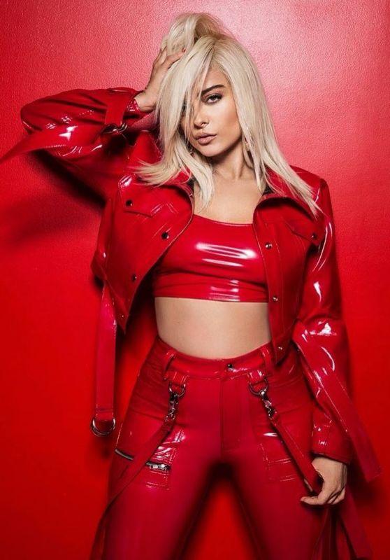 Bebe Rexha - Social Media 04/13/2018