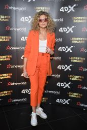 Becca Dudley – Cineworld Leicester Square Relaunch Party in London