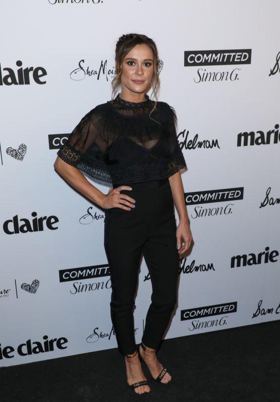 "Bella Dayne – Marie Claire ""Fresh Faces"" Party in LA 04/27/2018"