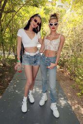 Bella Hadid – Levis Coachella Brunch at Coachella 2018 in Palm Springs