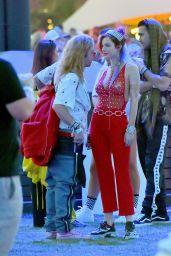 Bella Thorne at Coachella 2018 in Indio