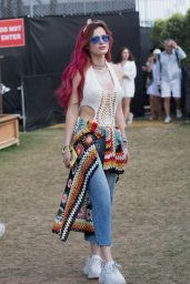Bella Thorne at Coachella Weekend 2 in Indio 04/21/2018
