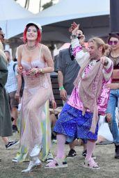 Bella Thorne - Evening of Fun at Coachella in Indio 04/15/2018