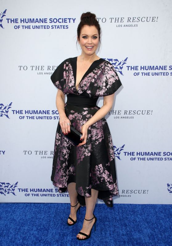 Bellamy Young – Humane Society Of The United States' To The Rescue Gala in LA