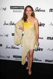 "Bethany Joy Lenz – Marie Claire ""Fresh Faces"" Party in LA 04/27/2018"