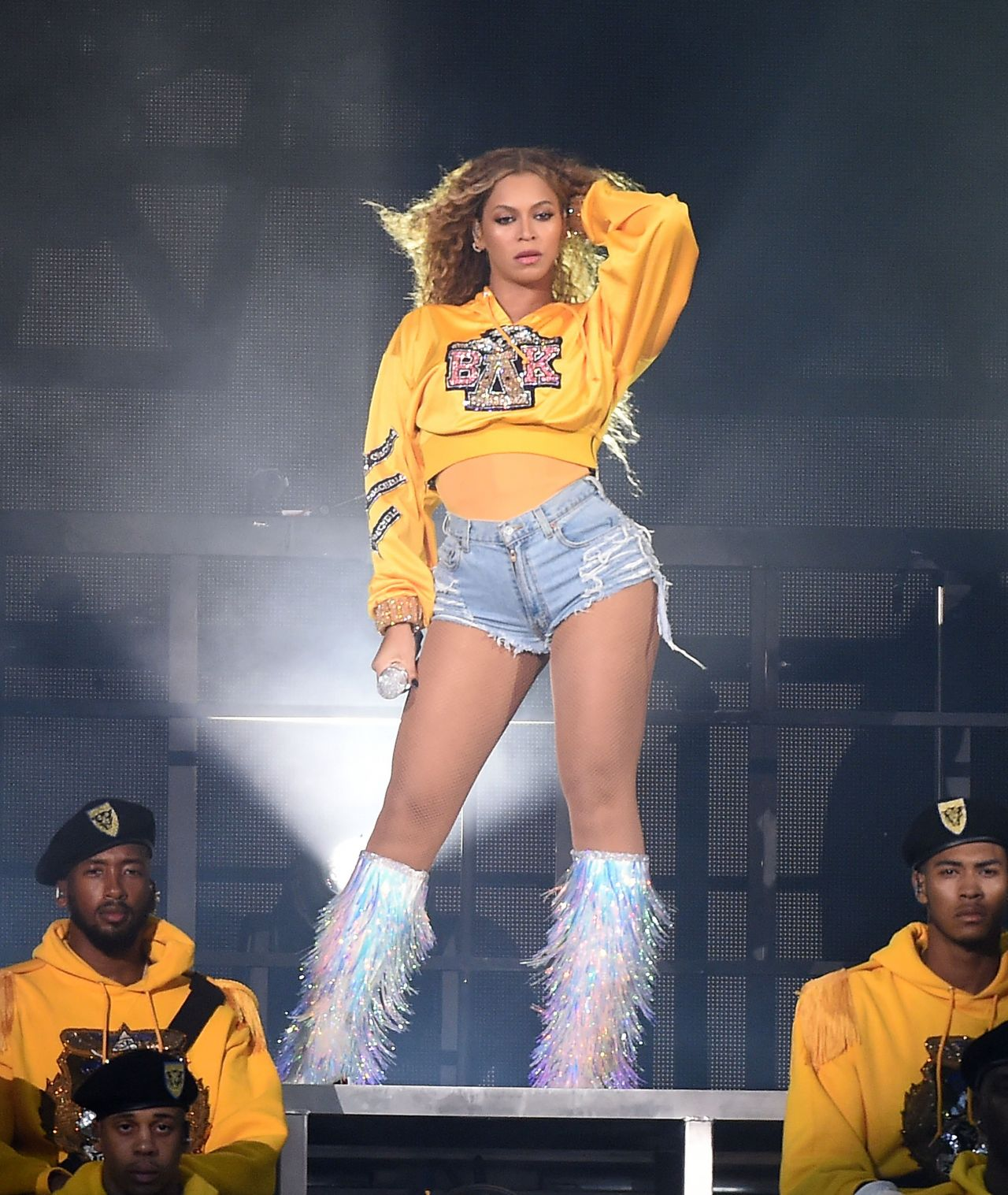 Beyonce - Performs at the 2018 Coachella Valley Music And ...