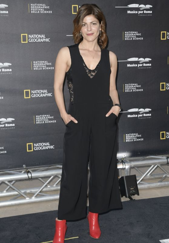 "Bianca Nappi – ""Genius Picasso"" TV Series Premiere in Rome"