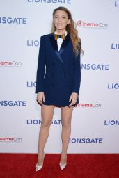 Blake Lively – Lionsgate Presentation at CinemaCon 2018 in Las Vegas