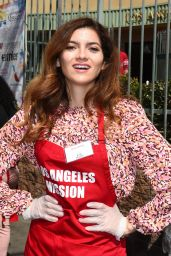 Blanca Blanco – Los Angeles Mission Easter Celebration 03/30/2018