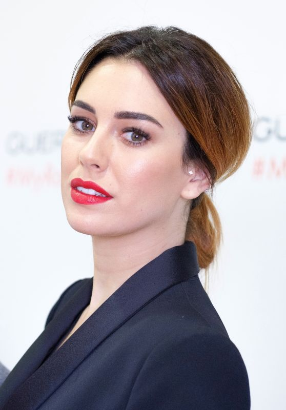 Blanca Suarez - Presents the First Beauty Film by Guerlain in Madrid