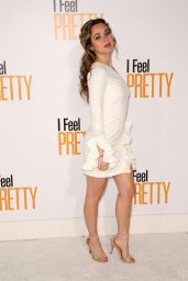 "Brec Bassinger – ""I Feel Pretty"" World Premiere in Westwood"