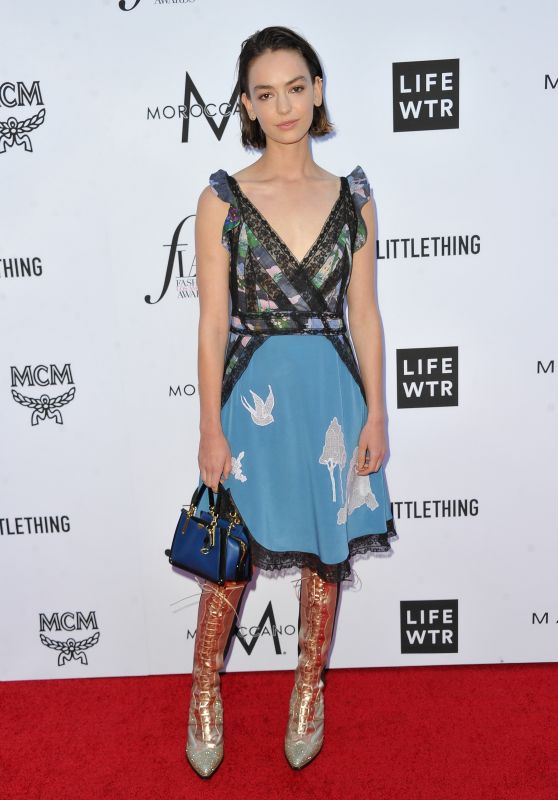 Brigette Lundy-Paine – The Daily Front Row Fashion Awards 2018 in LA