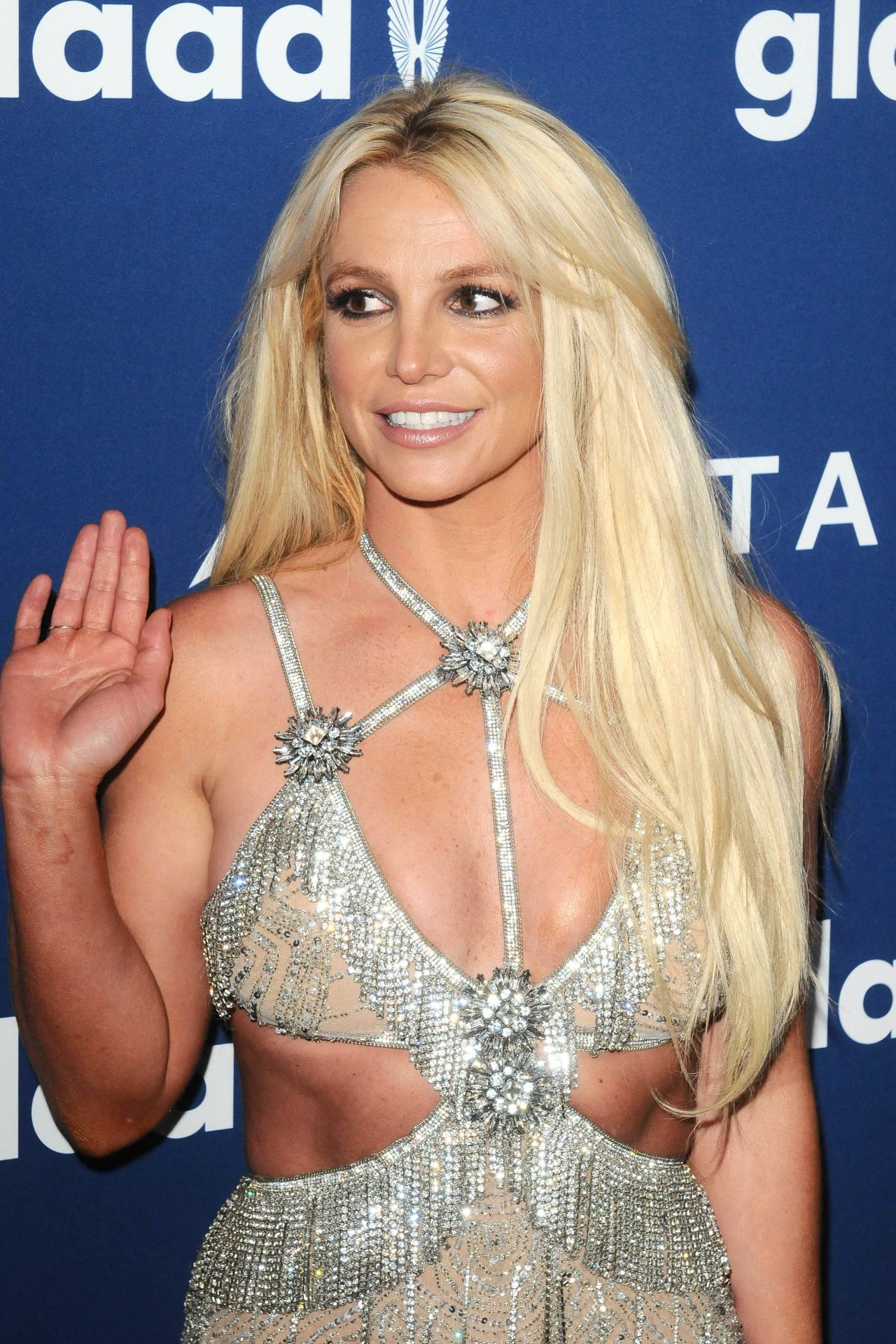 Britney Spears 2018 Glaad Media Awards In La