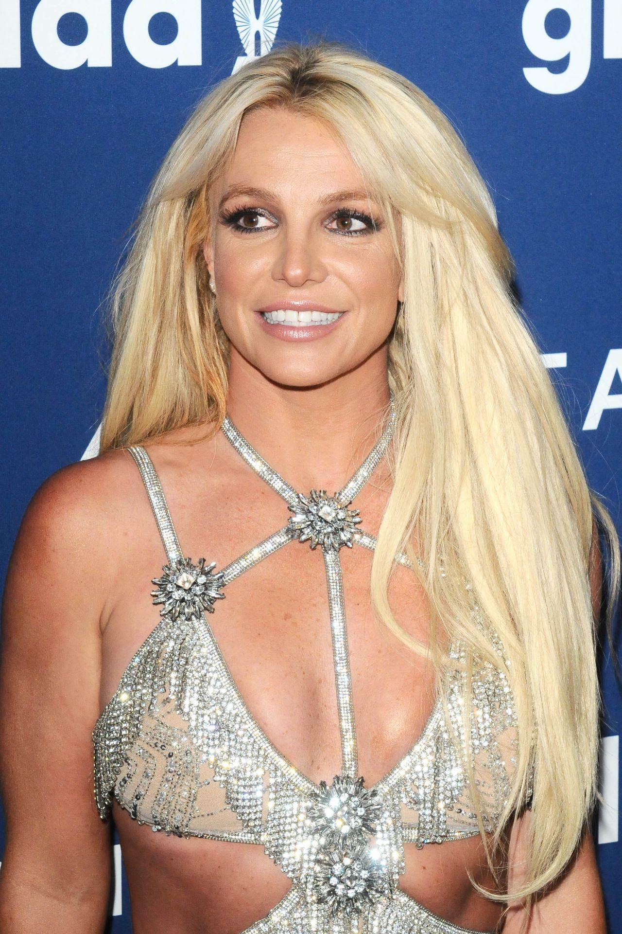 Britney Spears 2018 Glaad Media Awards In La