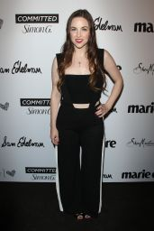 """Brittany Curran – Marie Claire """"Fresh Faces"""" Party in LA 04/27/2018"""