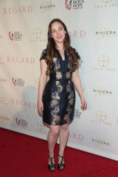 Brittany Curran – Regard Magazine Spring 2018 Cover Unveiling Party in West Hollywood