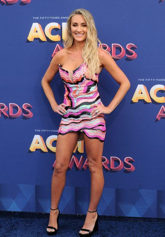 Brittany Kerr – 2018 ACM Awards in Las Vegas
